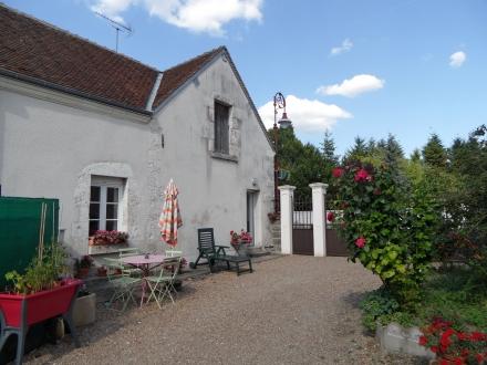 Location Maison avec jardin 2 pièces Chémery (41700)