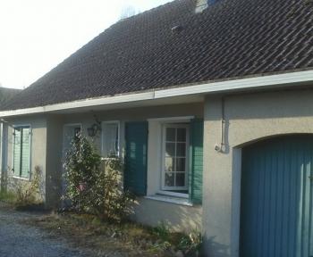 Location Maison avec jardin 3 pièces Sambin (41120)