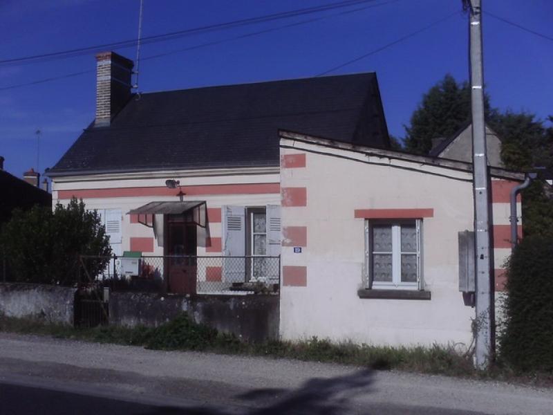 Maison avec jardin t2 louer monthou sur bi vre 41120 for Location maison avec jardin 34