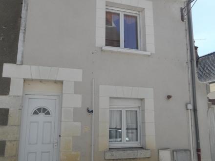 Location Maison de ville 3 pièces Contres (41700) - CENTRE BOURG