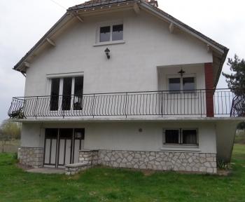 Location Maison 5 pièces Contres (41700) - CALME AVEC JARDIN