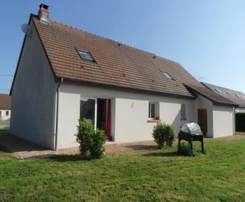 Location Maison avec jardin 5 pièces Cormeray (41120)