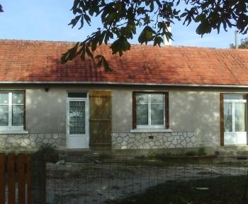 Location Maison avec jardin 3 pièces Billy (41130)