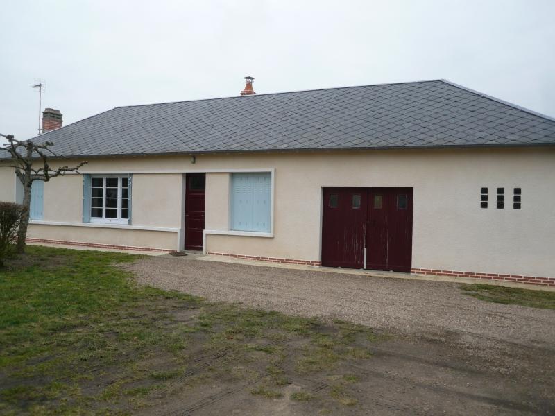 Maison avec jardin t4 louer contres 41700 for Location maison avec jardin 34