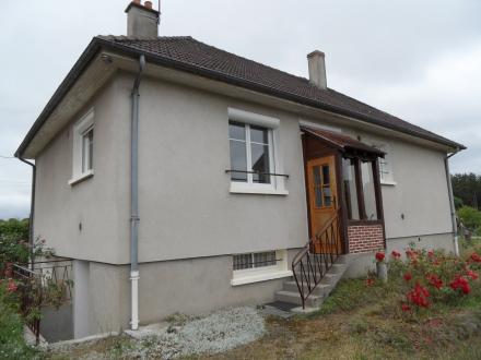 Location Maison avec jardin 4 pièces Choussy (41700)