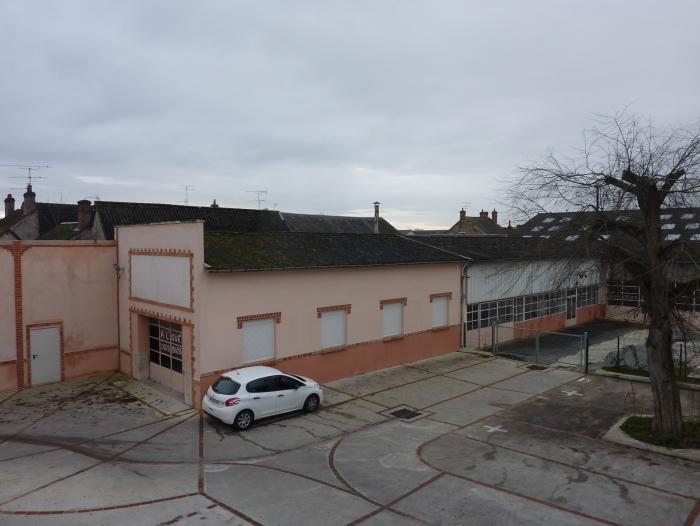 Location Local commercial  pièces Romorantin-Lanthenay (41200) - CENTRE VILLE
