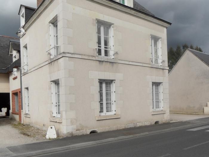Location Appartement 2 pièces Contres (41700) - rez-de-chaussée