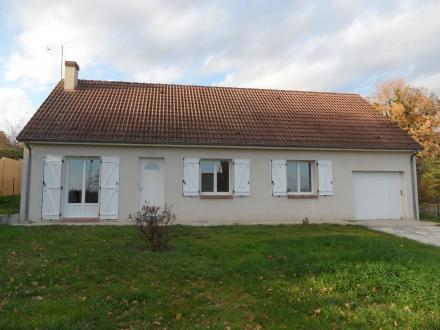 Location Maison 4 pièces Châtillon-sur-Cher (41130) - plain-pied