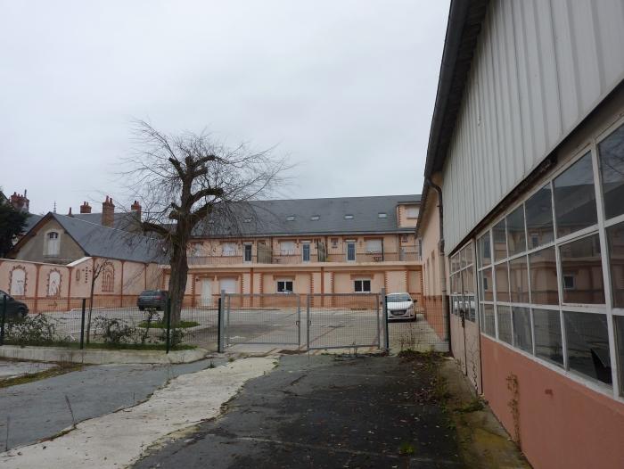 Location Appartement avec terrasse 4 pièces Romorantin-Lanthenay (41200) - centre ville