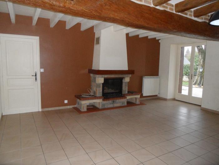 Location Maison 3 pièces Chailles (41120) - avec terrasse
