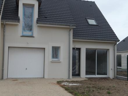 Location Maison neuve 4 pièces Vineuil (41350)