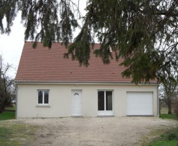 Location Maison avec jardin 4 pièces Sambin (41120)