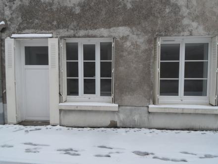 Location Maison de village 2 pièces Contres (41700) - au calme
