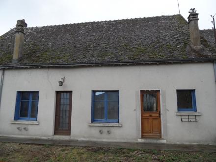 Location Maison de village 4 pièces Chémery (41700)