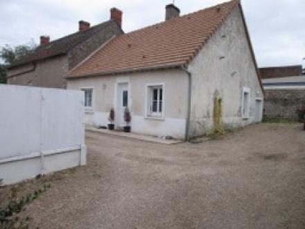 Location Maison avec jardin 3 pièces Vineuil (41350)