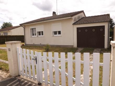 Location Maison 4 pièces Chaumont-sur-Tharonne (41600)