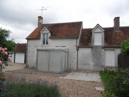 Location Maison 4 pièces Chémery (41700) - CALME AVEC JARDIN