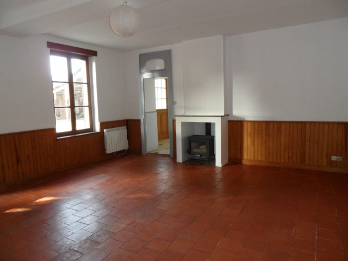 Location Maison avec jardin 4 pièces Contres (41700) - PLAIN-PIED CAMPAGNE