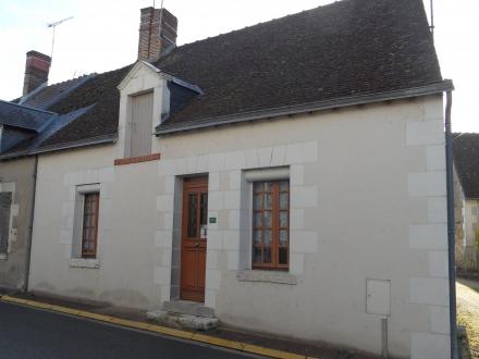 Location Maison avec jardin 3 pièces Contres (41700)