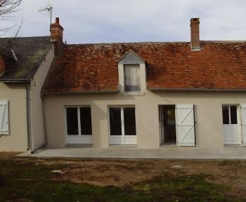 Location Maison avec jardin 4 pièces Contres (41700)