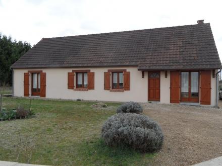 Location Maison 5 pièces Méhers (41140)