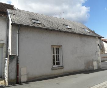 Location Appartement 3 pièces Contres (41700) - Plein centre-bourg