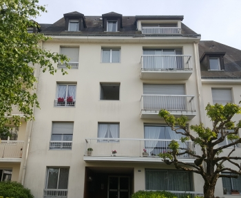 Location Appartement avec balcon 2 pièces Bléré (37150)