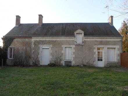 Location Maison avec jardin 3 pièces Soings-en-Sologne (41230) - Campagne