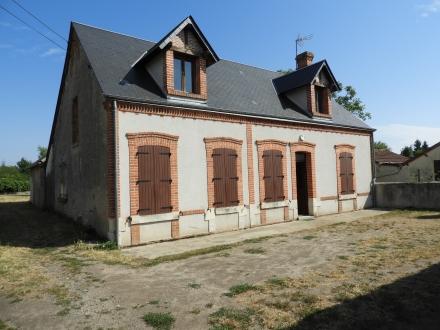 Location Maison avec jardin 4 pièces Romorantin-Lanthenay (41200) - NORD