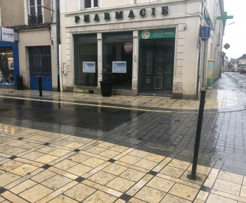 Location Local commercial  pièces La Flèche (72200) - Centre ville