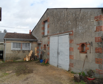 Location Maison 2 pièces Contres (41700) - PLAIN-PIED