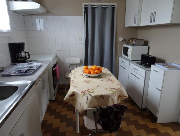 Location Maison avec jardin 3 pièces Noyers-sur-Cher (41140)