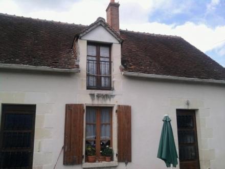 Location Maison 4 pièces Saint-Romain-sur-Cher (41140) - Dans centre bourg
