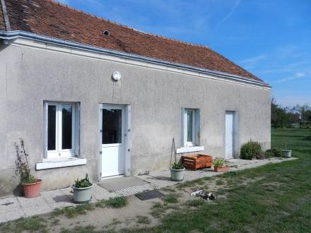Location Maison avec jardin 2 pièces Cheverny (41700)