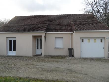Location Maison 4 pièces Cormeray (41120)