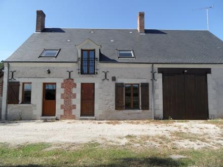 Location Maison avec jardin 5 pièces Contres (41700)