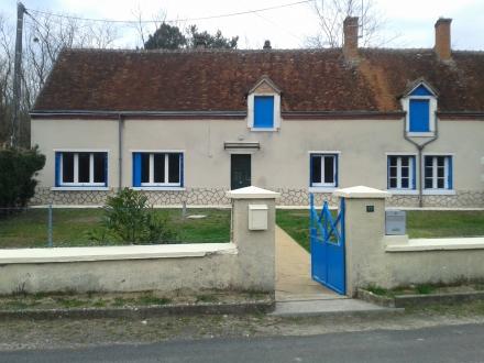 Location Maison avec jardin 4 pièces Châtillon-sur-Cher (41130)
