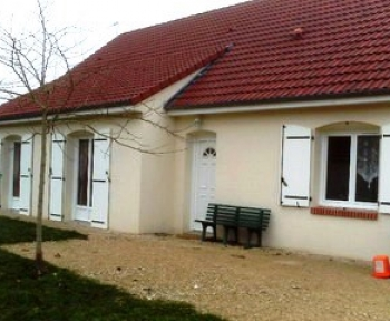 Location Maison avec jardin 4 pièces Cormeray (41120)