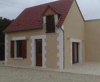 Location Maison 4 pièces Couddes (41700) - avec jardin