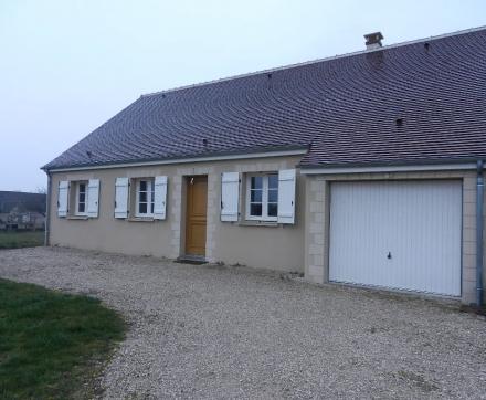 Maison récente T4