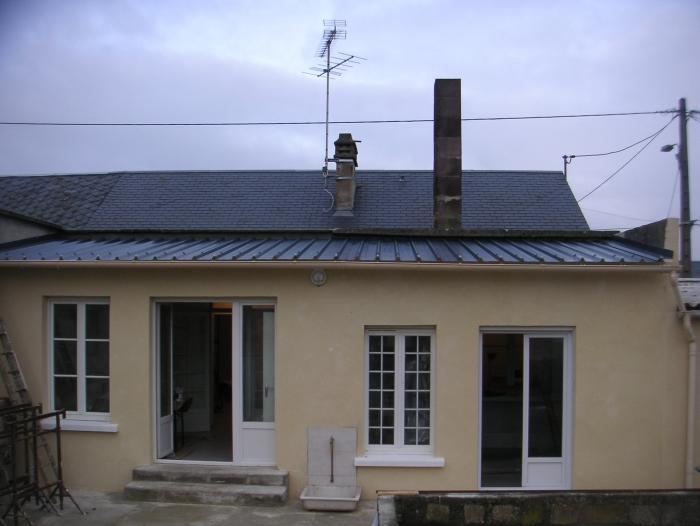 Location Maison 3 pièces Saint-Aignan (41110)