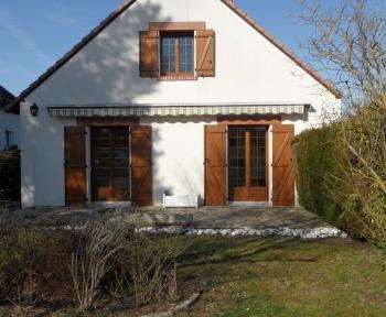 Location Maison avec jardin 4 pièces Saint-Romain-sur-Cher (41140) - Secteur calme