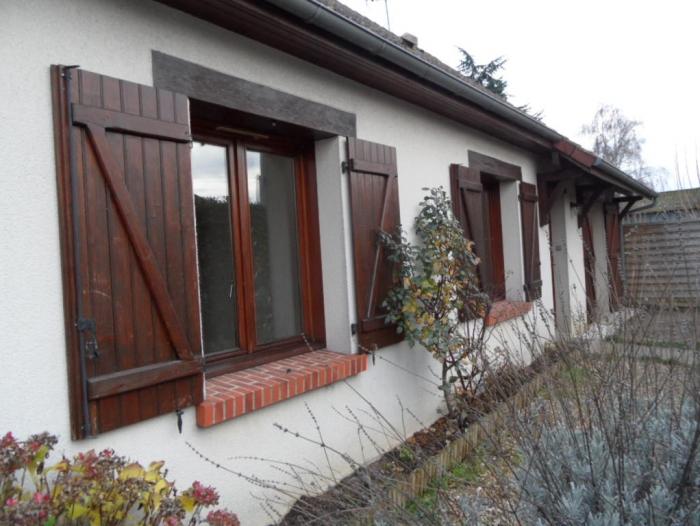 Location Maison 4 pièces Contres (41700) - Coeur de village