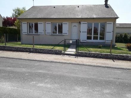 Location Maison 3 pièces Cussay (37240) - CENTRE