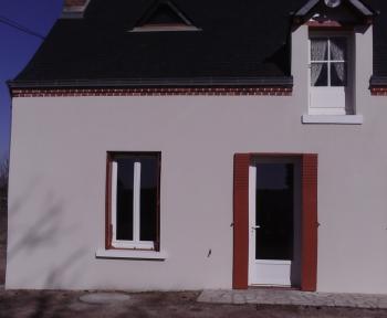 Location Maison 3 pièces préau et cour Soings-en-Sologne (41230)
