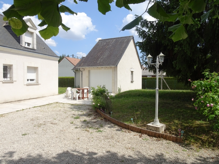 Location Maison avec jardin 4 pièces Contres (41700) - calme