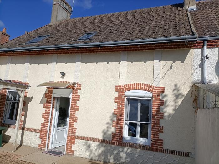Location Maison de village 3 pièces Villefranche-sur-Cher (41200) - ENTIEREMENT RENOVEE
